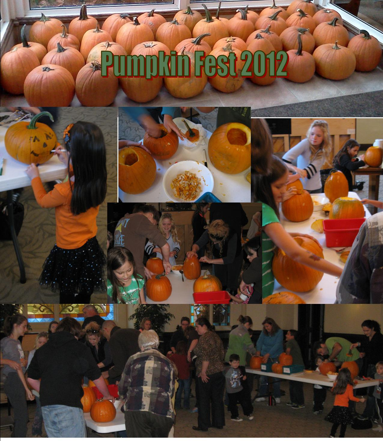2012 Pumpkin Fest